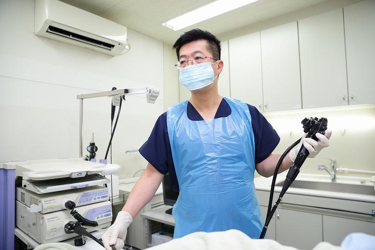 血便の検査と治療