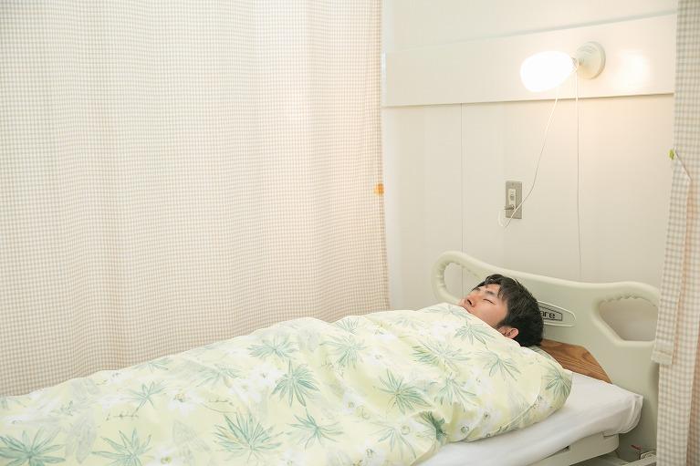 鎮痛剤を使用した無痛内視鏡検査に対応