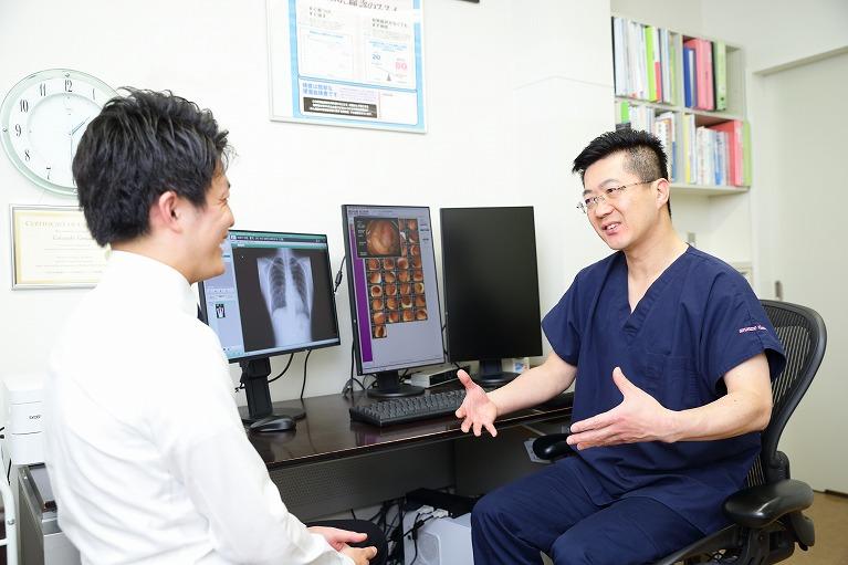 検診と検査